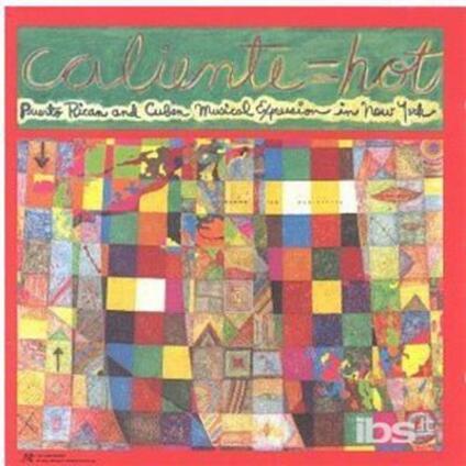 Caliente - CD Audio