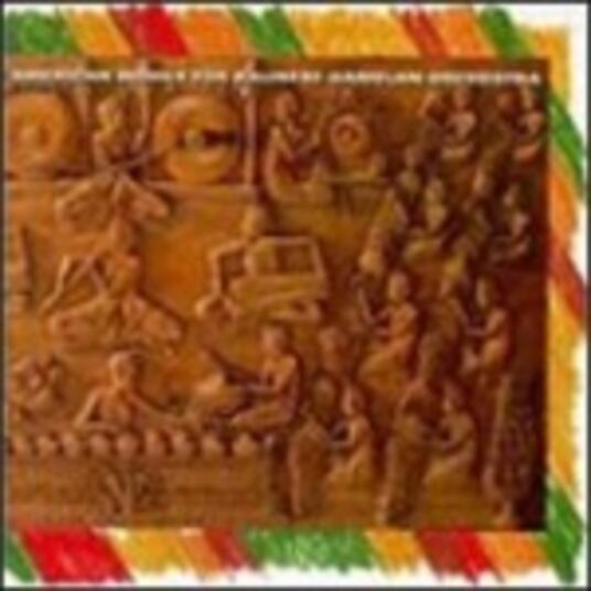 American Works for Balinese Gamelan - CD Audio