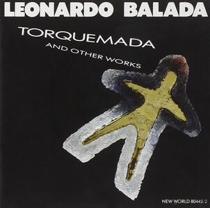 Torquemada - CD Audio di Leonardo Balada