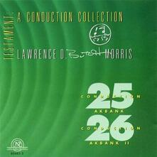 Butch Morris Conduction 24 - CD Audio
