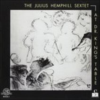 At Dr. King's Table - CD Audio di Julius Hemphill