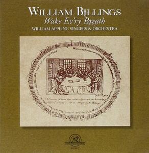 Fourteen Songs - CD Audio di William Billings