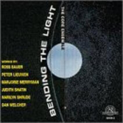 Bending The Light - CD Audio