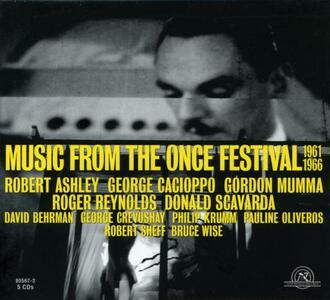 Music from the Once Festival - CD Audio