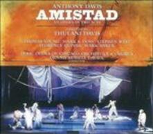 Amistad - CD Audio di Anthony Davis
