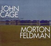 Musica per strumento a tastiera - CD Audio di John Cage,David Tudor