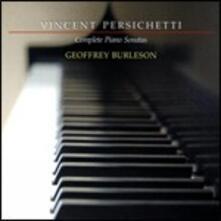 Sonate per pianoforte complete - CD Audio di Vincent Persichetti