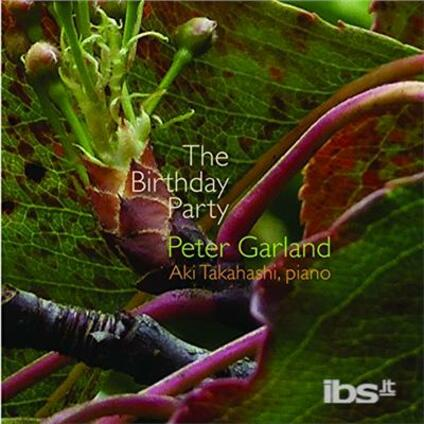 The Birthday Party - CD Audio di Aki Takahashi