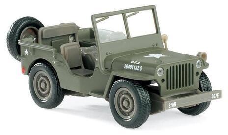 Jeep Willis 1/32 54133 - 2