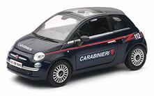 New Ray, Auto Fiat 500 Carabinieri In Scala 1:24, New-71363