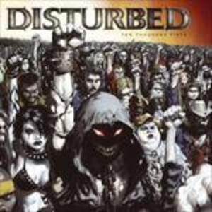 Ten Thousand Fists - CD Audio + DVD di Disturbed