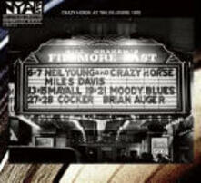 Live at Fillmore East - CD Audio di Neil Young,Crazy Horse