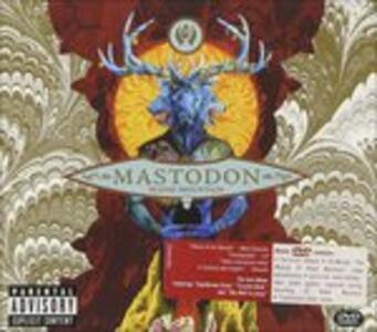 Blood Mountain - CD Audio + DVD di Mastodon