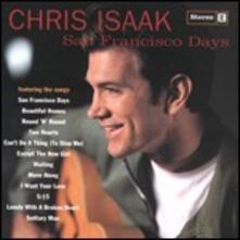 San Francisco Days - CD Audio di Chris Isaak