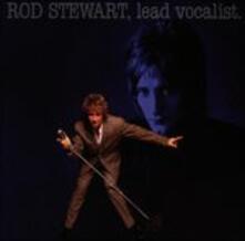 Lead Vocalist - CD Audio di Rod Stewart