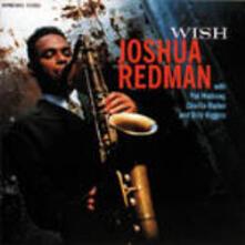 Wish - CD Audio di Joshua Redman