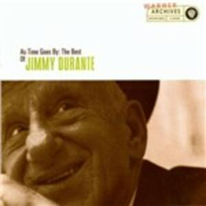 As Time Goes by - CD Audio di Jimmy Durante