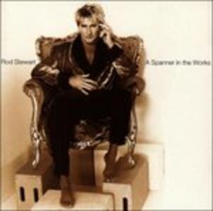 A Spanner in the Works - CD Audio di Rod Stewart