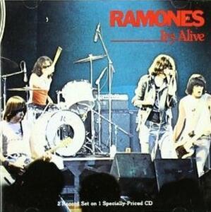 It's Alive - CD Audio di Ramones
