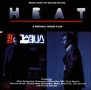 Heat (Colonna Sonora) - CD Audio