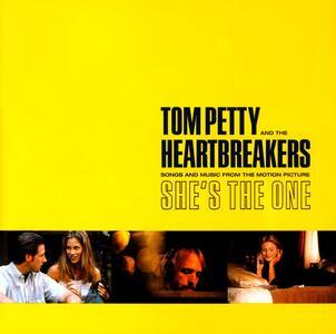She's the One - CD Audio di Tom Petty,Heartbreakers