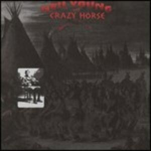 Broken Arrow - CD Audio di Neil Young,Crazy Horse