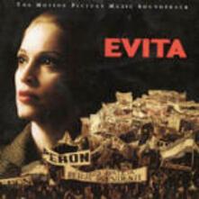Evita (Colonna sonora) - CD Audio di Madonna,Antonio Banderas,Andrew Lloyd Webber