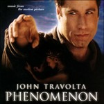 Cover CD Colonna sonora Phenomenon