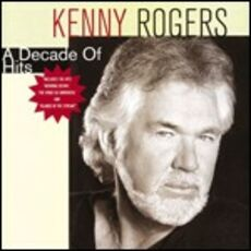 CD A Decade of Hits Kenny Rogers