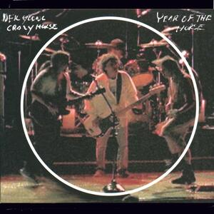 The Year of the Horse. Live - CD Audio di Neil Young
