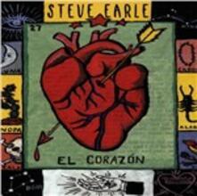 El Corazon - CD Audio di Steve Earle