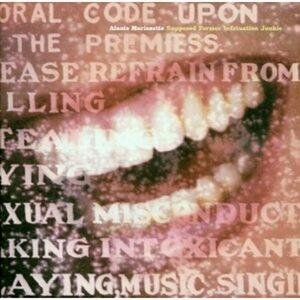 Supposed Former Infatuation Junkie - CD Audio di Alanis Morissette