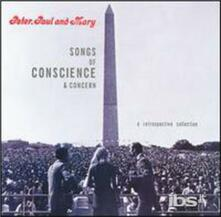 Songs Of Conscience & Concern - CD Audio di Peter Paul & Mary