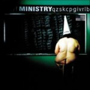 Dark Side of the Spoon - CD Audio di Ministry