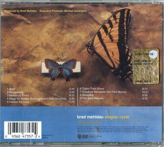 Elegiac Cycle - CD Audio di Brad Mehldau - 2