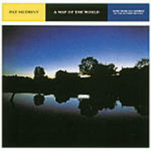 A Map of the World - CD Audio di Pat Metheny