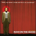 Cover CD Colonna sonora Man on the Moon