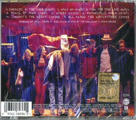 Road Rock vol.1 - CD Audio di Neil Young - 2