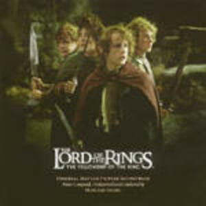 Il Signore Degli Anelli. La Compagnia Dell'anello (Lord of the Rings. The Fellowship of the Ring) (Colonna Sonora) - CD Audio di Howard Shore