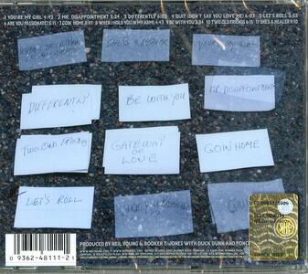 Are you Passionate? - CD Audio di Neil Young - 2