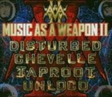 Music as a Weapon II - CD Audio + DVD