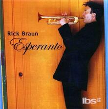 Esperanto - CD Audio di Rick Braun