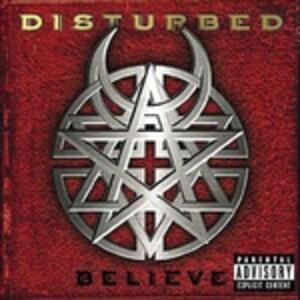 Believe - Vinile LP di Disturbed