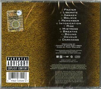 Believe - CD Audio di Disturbed - 2