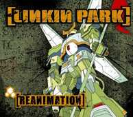 CD Reanimation Remix Album Linkin Park