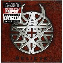 Believe - CD Audio di Disturbed