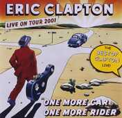 CD One More Car, One More Rider Eric Clapton
