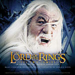 Cover CD Il signore degli anelli - Le due torri