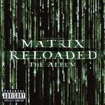 Cover CD Colonna sonora Matrix Reloaded