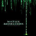 Cover CD Colonna sonora Matrix revolutions